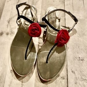 Chinese Laundry Bloom sandals NEVER WORN!